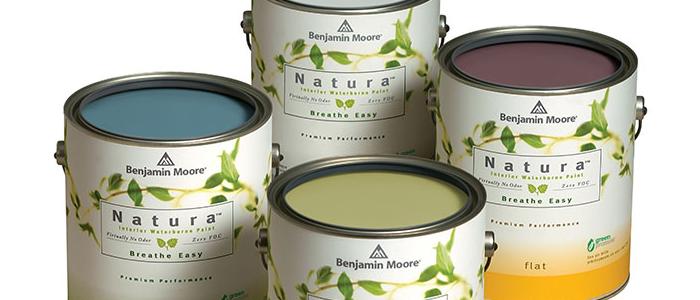 Inceptio blog post image for Ecos organic paints